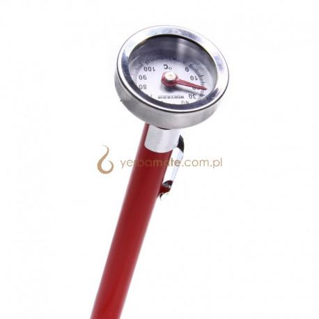 Termometr tarczowy czerwony
