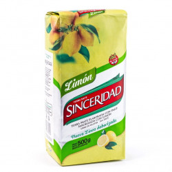 Sinceridad Limon 500g