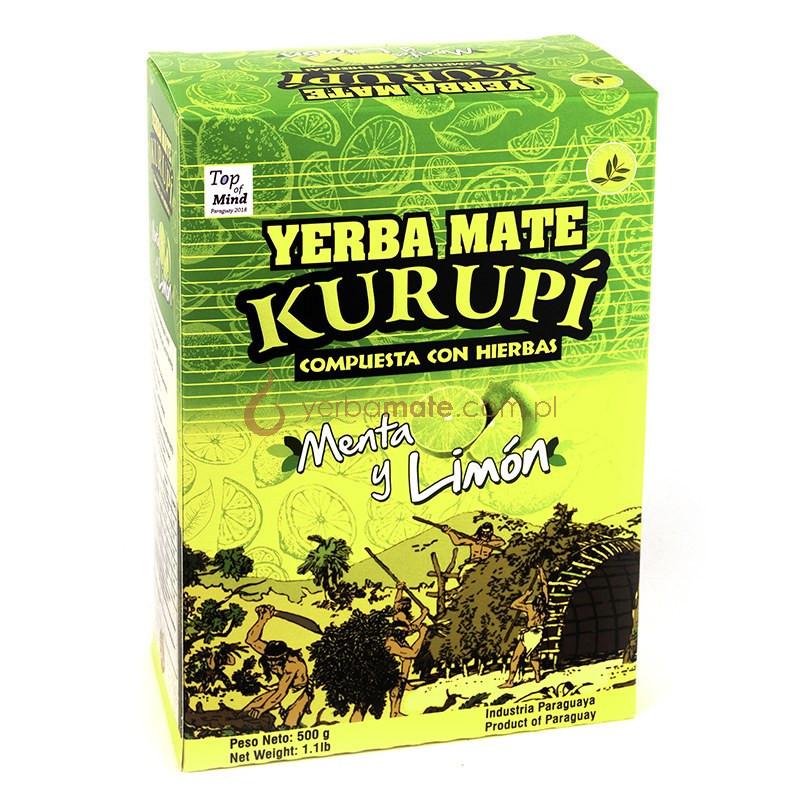 Kurupi Menta Limon 500g