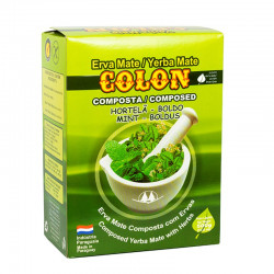 Colon Menta - Boldo 500g