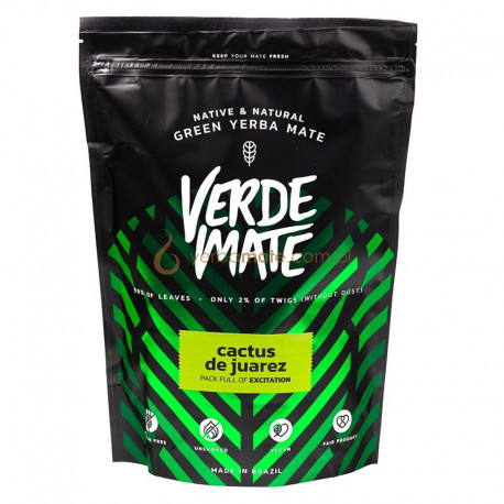 Verde Mate Green Cactus 500g