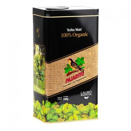 Pajarito Organica 500g w puszce