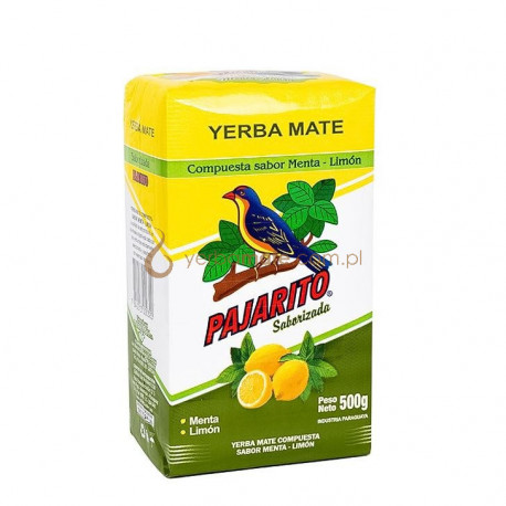 Pajarito Menta Limon 500g