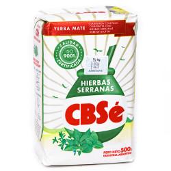 CBSe Hierbas Serranas 500g