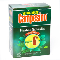 Campesino Hierbas Naturales...