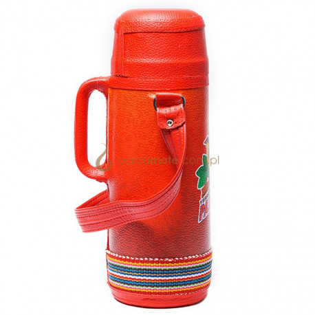 Termos Pajarito 1 litr, czerwony