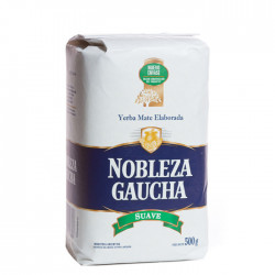 Nobleza Gaucha Suave 500g...