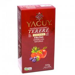 Yacuy Organic Frutas 500g