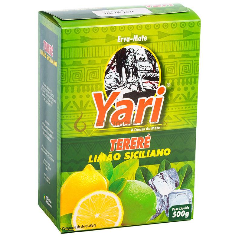 Laranjeiras Yari Limao Siciliano 500g