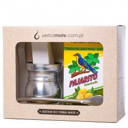 Zestaw Palo Santo Pajarito Limon 500g