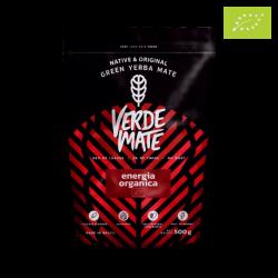 Verde Mate Green Organica Energia Guarana 500g